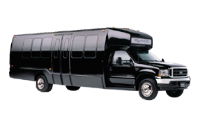 Ford F550 Bus 31 Passenger