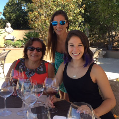 Wine tasting in Santa Barbara